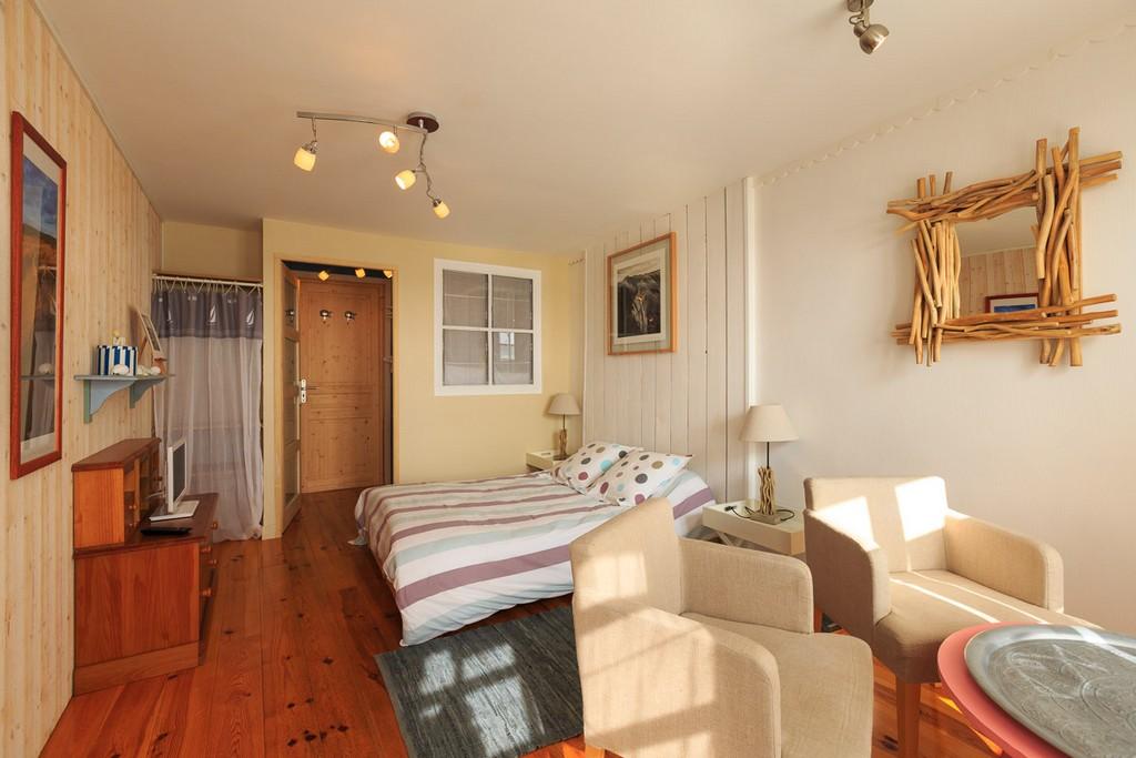 G te de mme chardon marie laure les transats appartement dune barfleur barfleur - Chambres d hotes barfleur ...