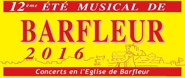 12eme Eté Musical de Barfleur