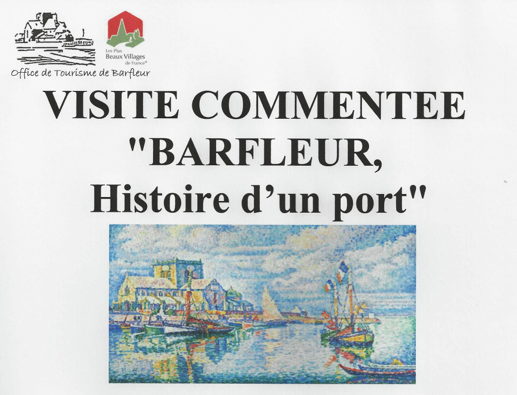 Barfleur histoire d'un Port