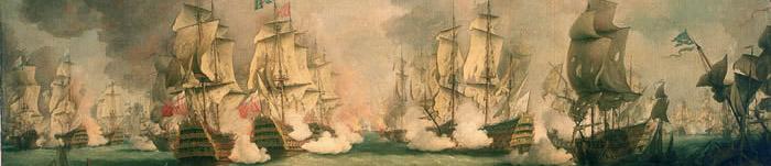 Bataille de Barfleur Tourville