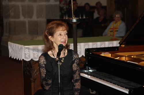 Anne Queffelec à Barfleur