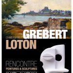 Barfleur expo Grébert Loton 26 au 31 août 2016