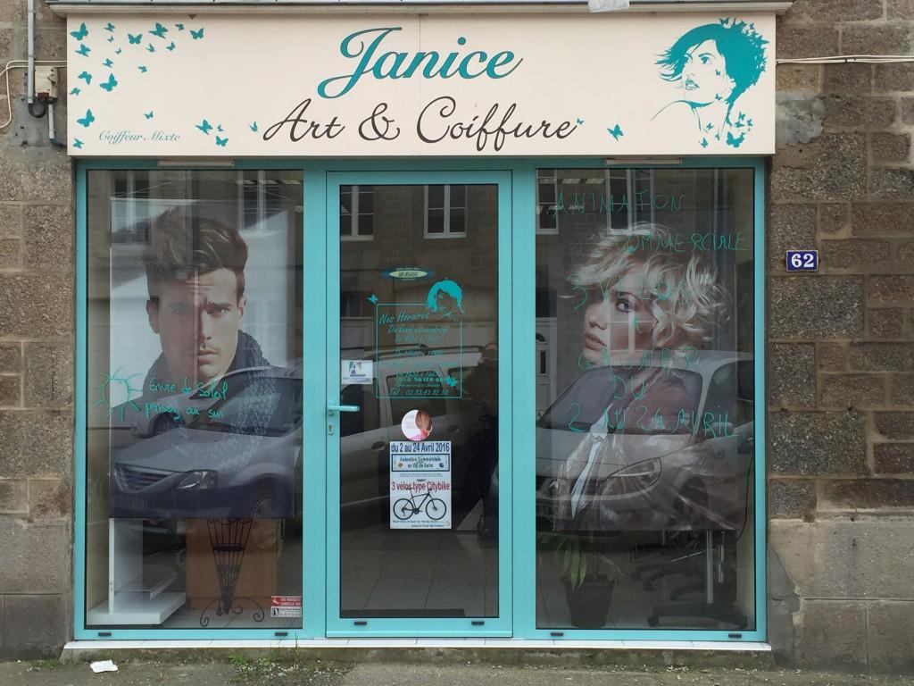 Janice Coiffure Barfleur