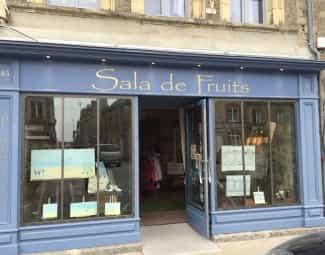 Galerie Sala de Fruits Barfleur