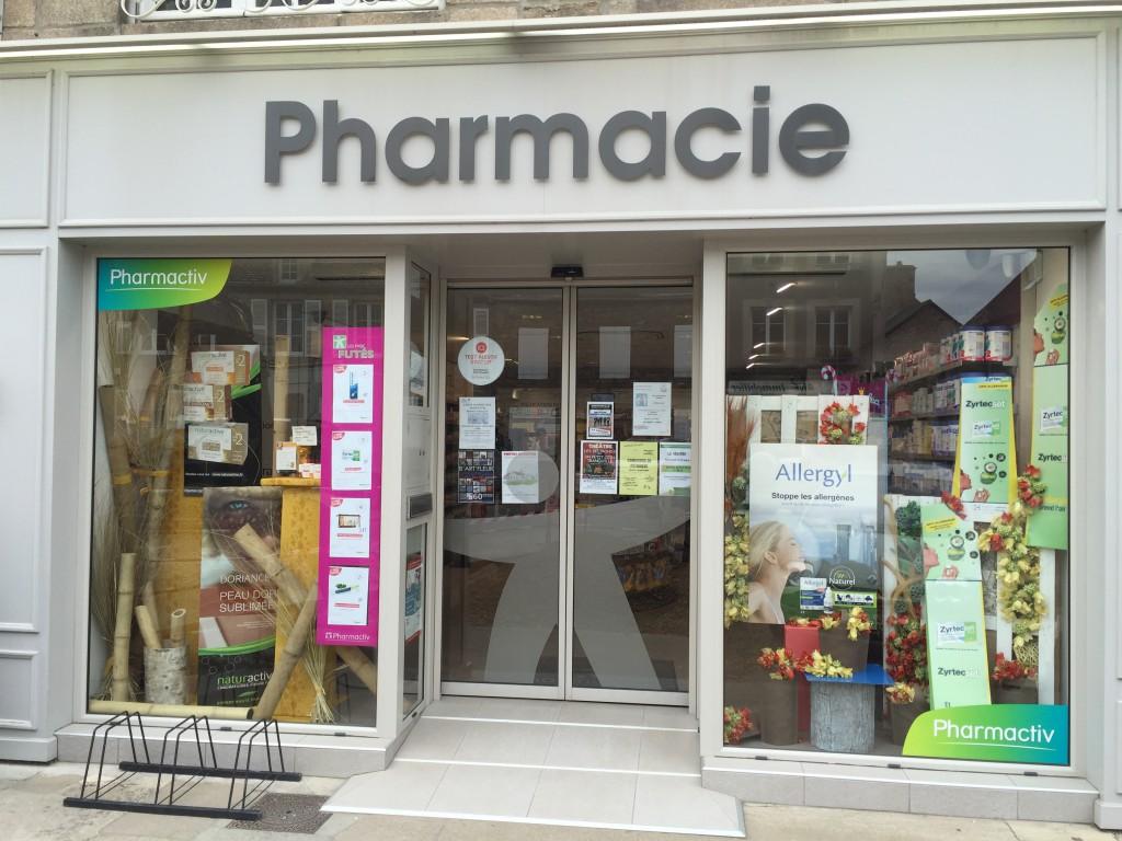 Pharmacie Barfleur