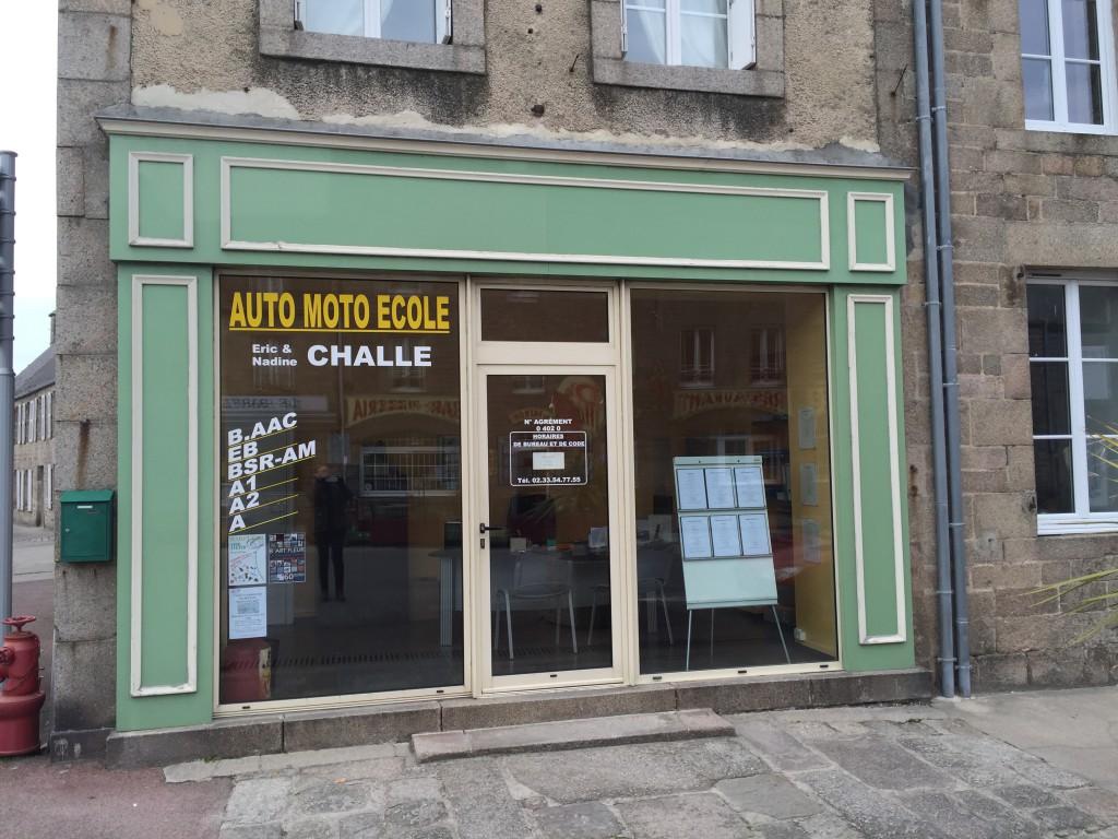 Auto Moto Ecole Challe Barfleur