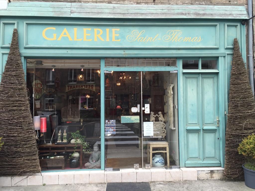 Galerie Saint Thomas Barfleur