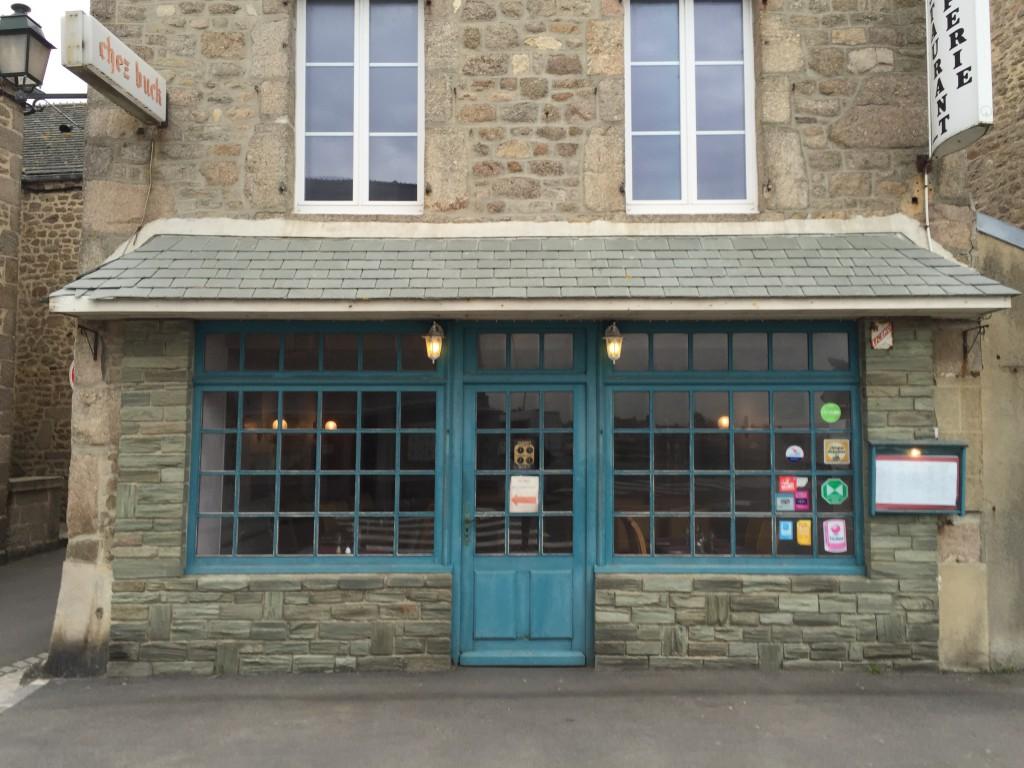 Crêperie Restaurant Chez Buck Barfleur