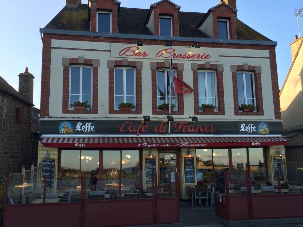 Café de France Barfleur