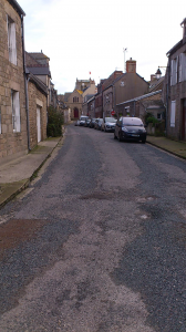 Rue Saint Nicolas restauration voirie