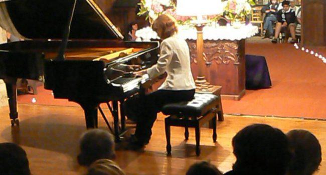 Anne Queffélec à Barfleur