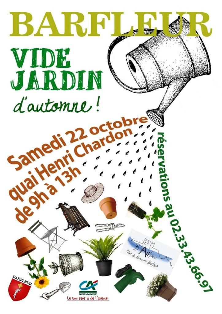 Vide jardin d automne barfleur barfleur for Vide jardin finistere 2016