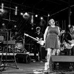 Thelma, la chanteuse Havraise, a enthousiasmé le public