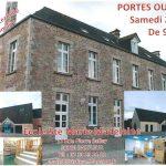 Portes ouvertes école Barfleur 25 mars 2016