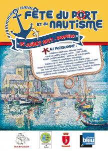 Affiche Fête du Port