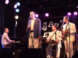 Eric Luter Swing Quartet