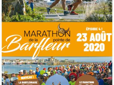 Le Marathon de la Pointe de Barfleur 2020