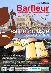 Salon du livre Barfleur 2019