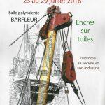 Barfleur Exposition H. LABROT 23 au 29 juillet 2016