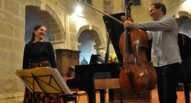 H. Demarquette et V Shereshevskaya Barfleur 2013 (Ph Lebresne)