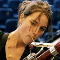 Lola Descours, basson