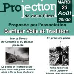 Barfleur projection films 23 août 2016