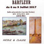 Barfleur expo 6-9 juillet 2017