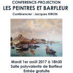 affiche conference peintres 1er aout 2017