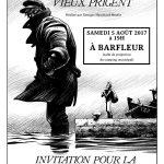 Barfleur projection film 5 août 2017