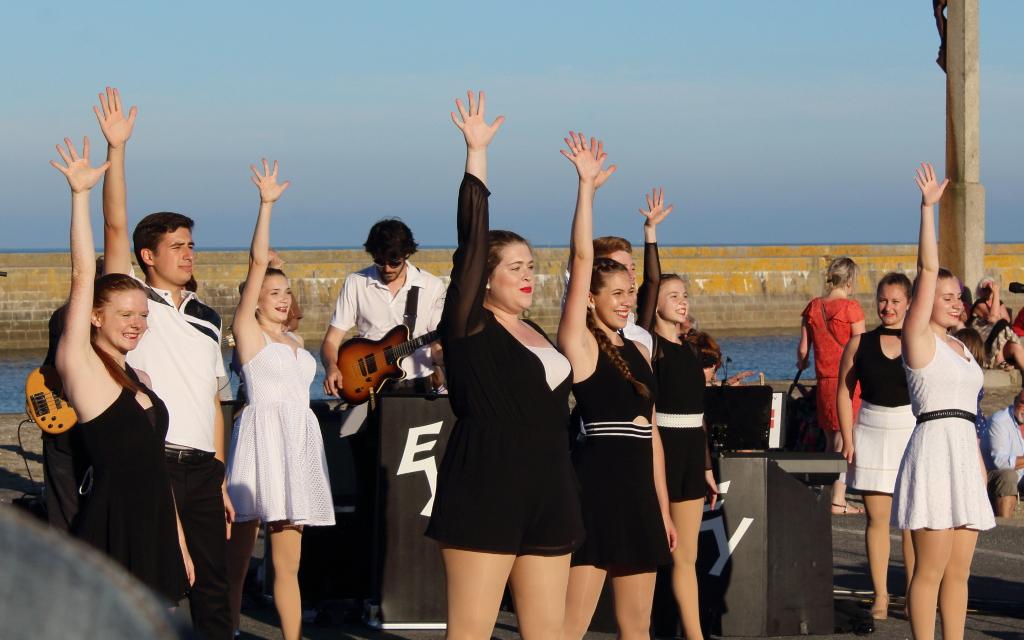 Concert Electric Youth Orchestra à Barfleur - 8 juillet 2017
