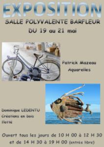 Affiche expo 19-21 mai 2018