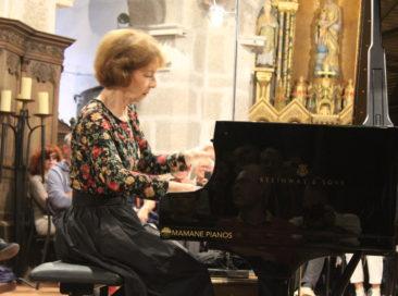CONCERT DE CLÔTURE DE L'ÉTÉ MUSICAL : ANNE QUEFFÉLEC