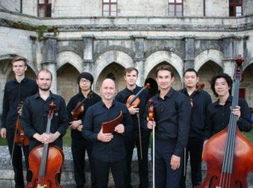 Concert Lundi 10 août : Ion Malcoci (flûte de Pan) et Les Virtuoses de Cologne