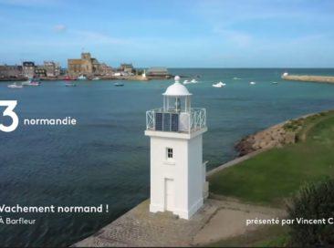 Vachement Normand ! Barfleur à l'honneur le dimanche 14 mars à 12h55