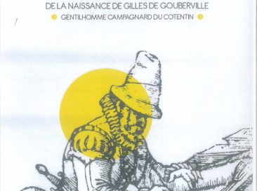 2021, 500ème anniversaire de la naissance de Gilles de Gouberville