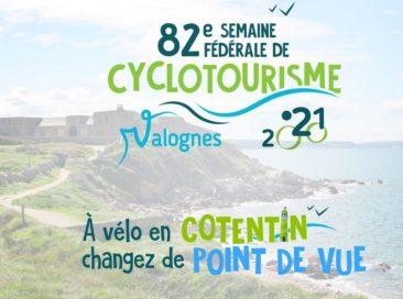 Barfleur accueille les cyclistes de la 82e semaine  fédérale de cyclotourisme !