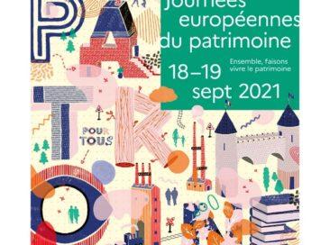 38ème édition des journées européennes du patrimoine